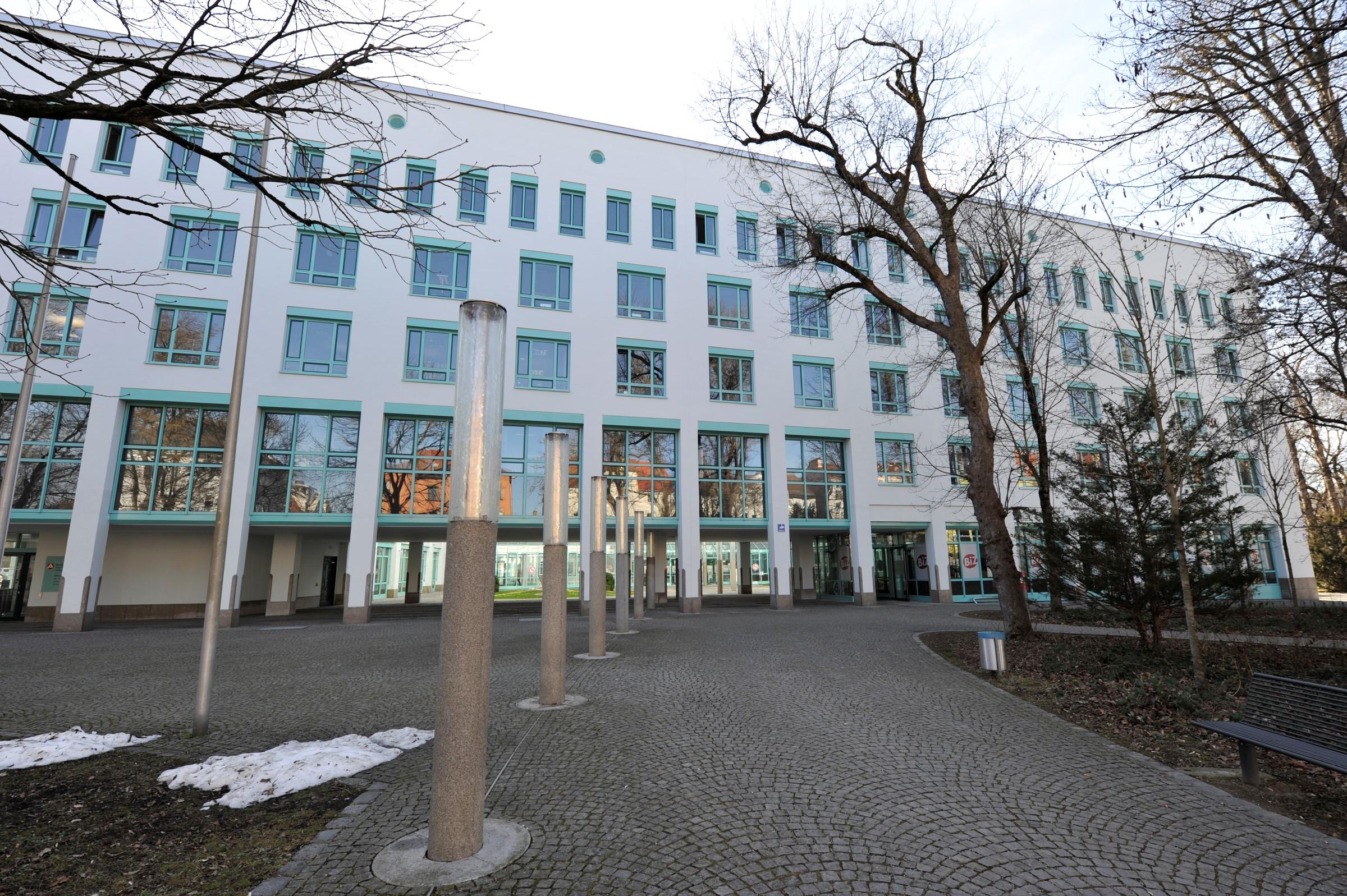 Die Agentur für Arbeit in Augsburg