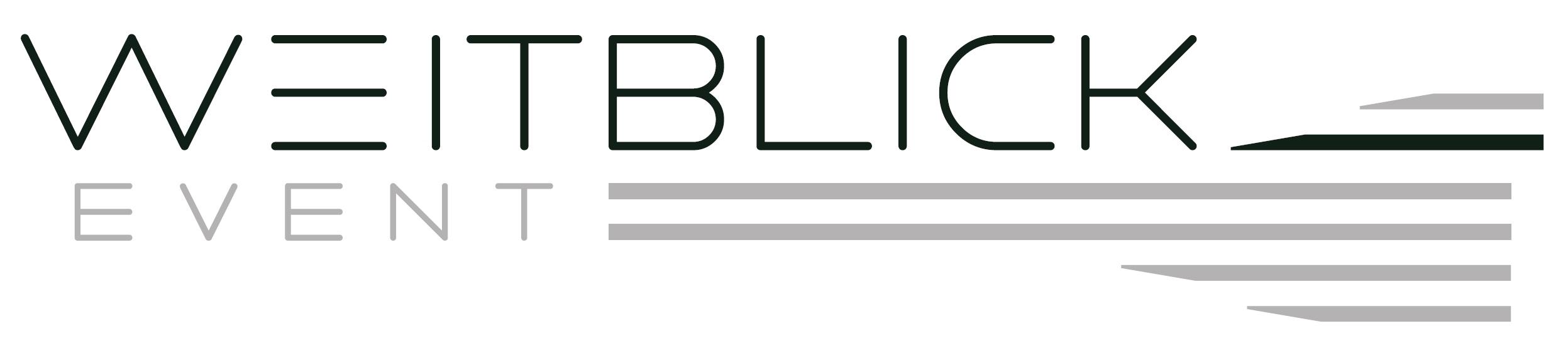Logo Weitblick Event GmbH