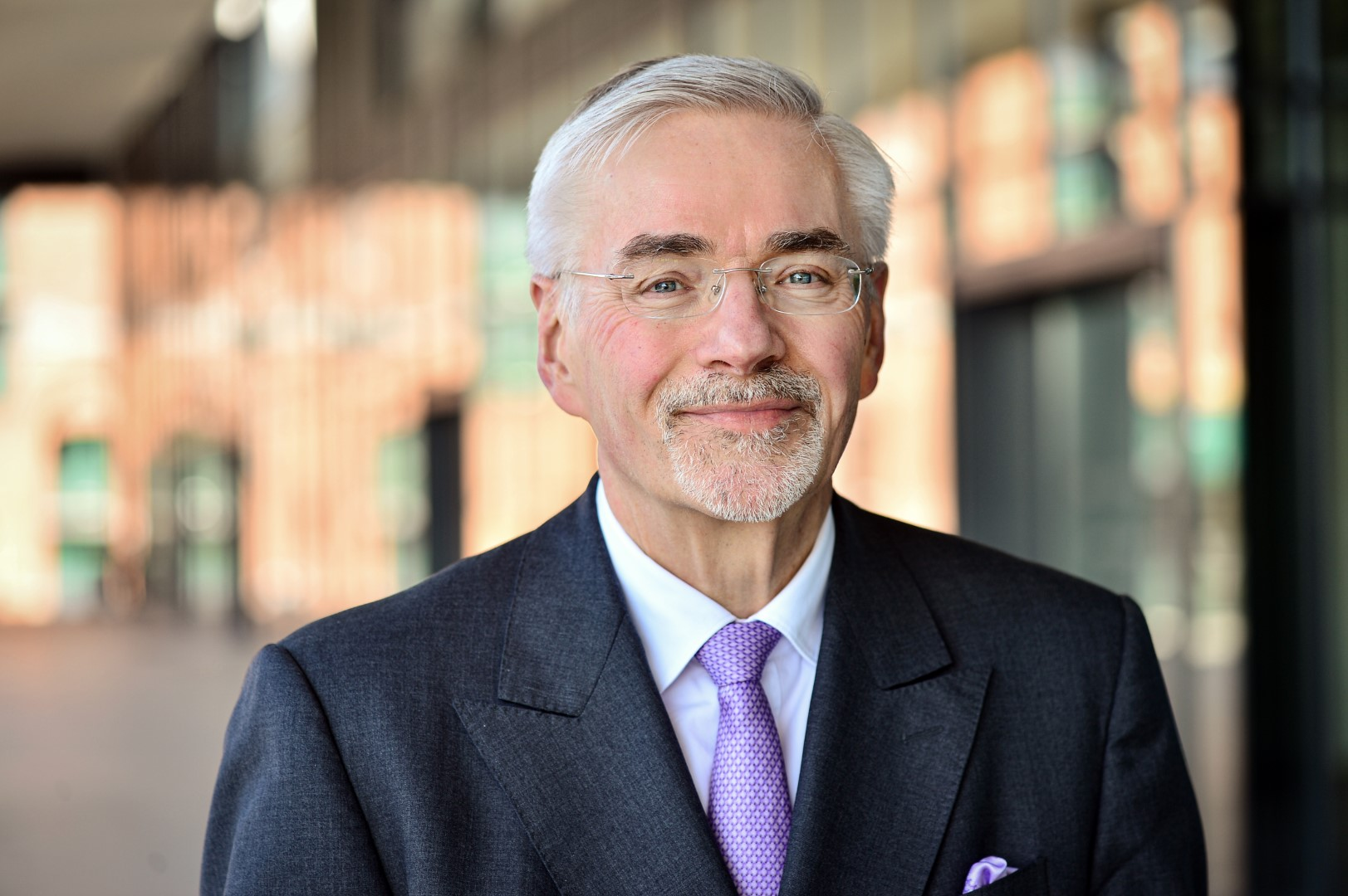 Prof. Bruns-Berentelg Portraitfoto