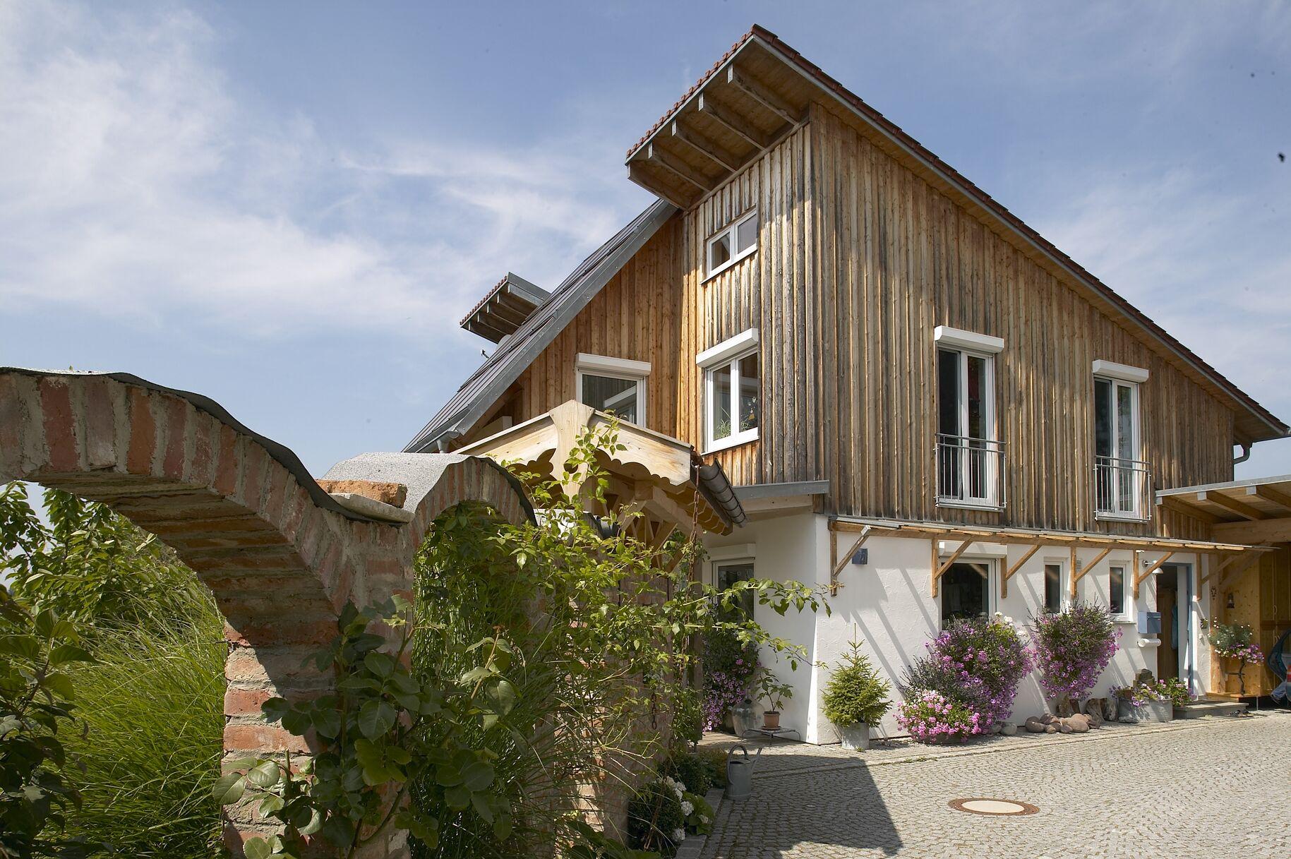 Holzhaus Edenried