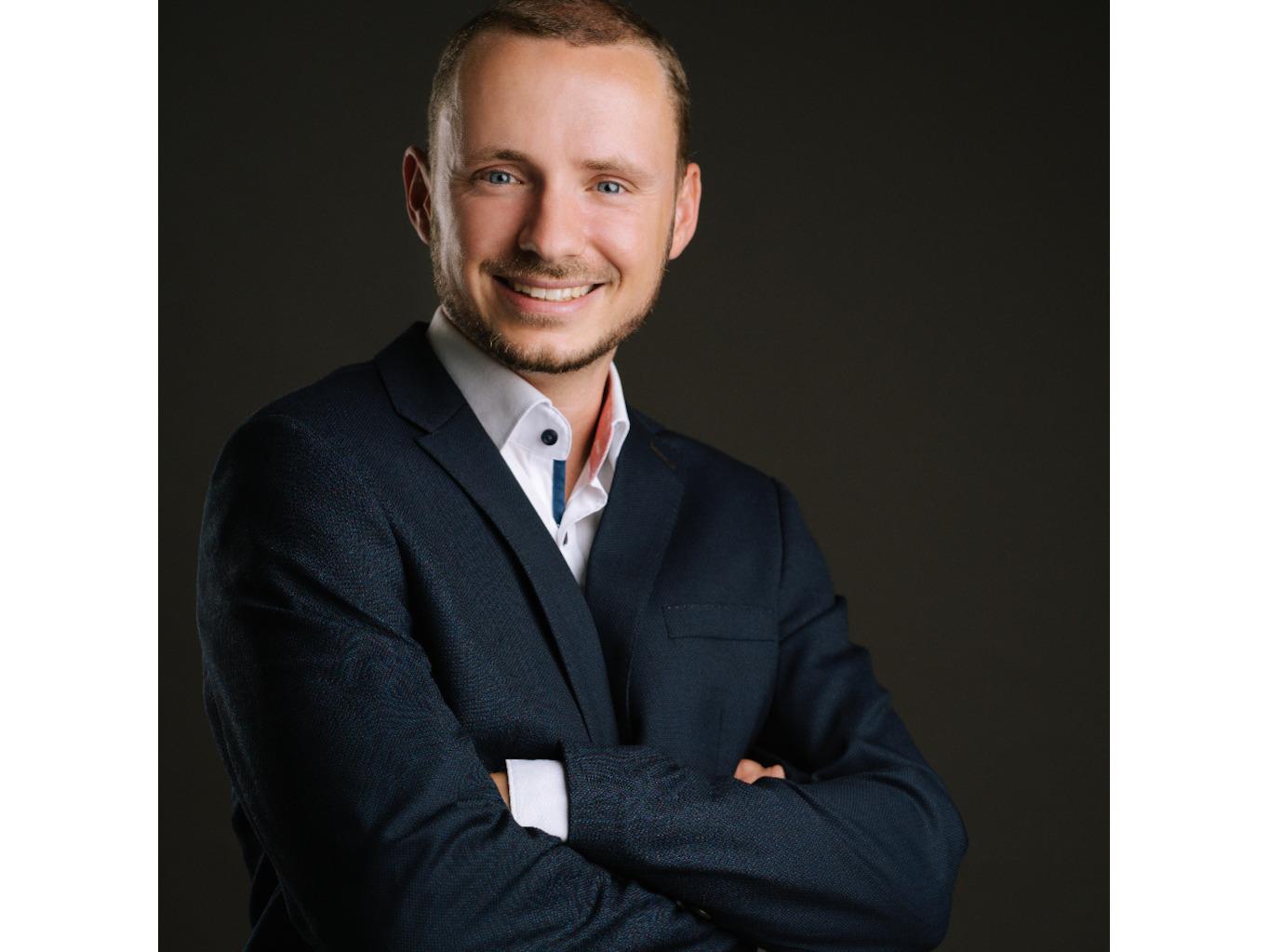 Sebastian Heger Porträt
