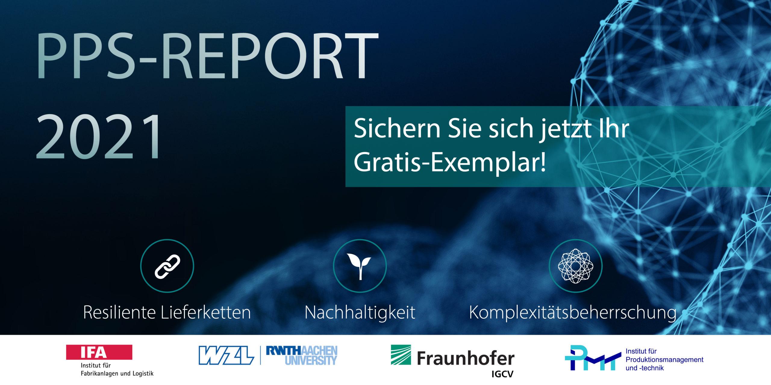 PPS-Report / Fraunhofer IGCV