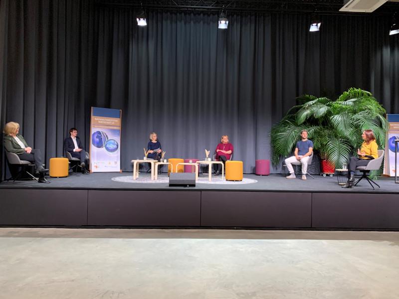 Podiumsdiskussion Nachhaltigkeitstag Wirtschaft 2020