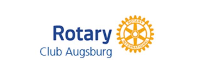 Rotary Club Augsburg Logo