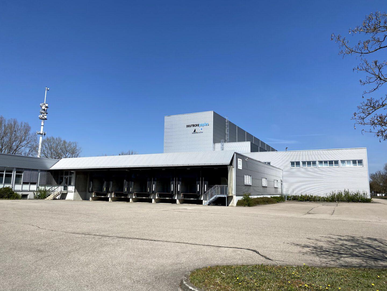 Die von PAMERA erworbene Büro- und Logisitkimmobilie verfügt über 22.000 Quadratmeter Mietfläche.